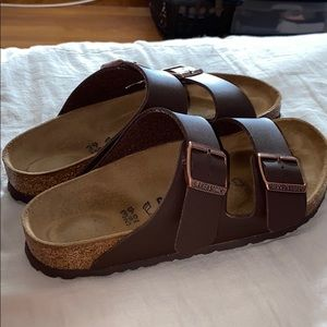 Brown Birkenstock size 8-8.5